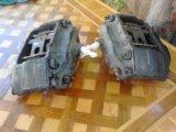 Тормозные суппорты бмв е38 728-735 brembo 4-pot. Фото 2.
