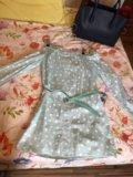 Платье-рубашка. Фото 1.