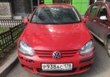 Volkswagen golf v. Фото 1.