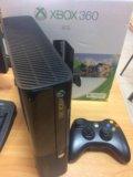 Xbox 360 e 4gb+16gb.(гарантия.чек). Фото 1.