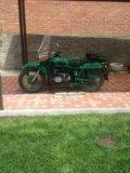 Мотоцикл урал. Фото 2.