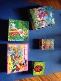 Кубики. Фото 1.
