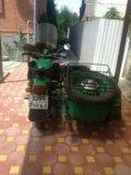 Мотоцикл урал. Фото 3.
