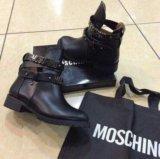 Ботинки женские новые. Фото 1.
