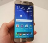 Samsung galaxy s6 sm-g920f 32gb gold lte. Фото 1.