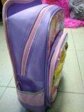 Рюкзак белоснежка золушка и златовласка для школы. Фото 4.