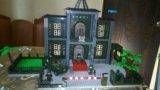 Лего военный штаб. Фото 1.