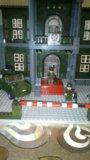 Лего военный штаб. Фото 2.