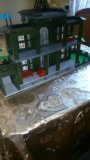 Лего военный штаб. Фото 4.