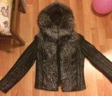 Куртка зима-осень. Фото 1.