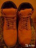 Ботинки осень-весна. Фото 1.