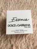 Dolce & gabbana the one essence оригинал тестер. Фото 1.