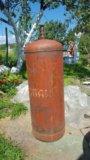 Газовый баллон объёмом 50 литров. Фото 1.