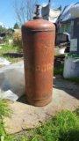 Газовый баллон объёмом 50 литров. Фото 2.