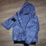 Куртка демисезонная (теплая зима). Фото 1.