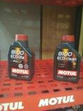 Моторное масло motul. Фото 3.