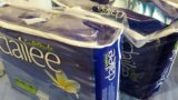 43шт пеленки dailee softpads 60x90. Фото 1.