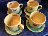 Набор чашек lipton. Фото 1.