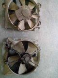 Вентиляторы радиатора. Фото 1.