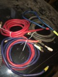 Провода на саб 0ga. Фото 4.