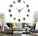 Часы на стену самоклеющиеся. Фото 1.