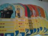 Карточки миньоны. Фото 1.