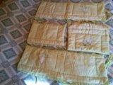 Бортики в кроватку,балдахин,есть пост.бельё и т.д. Фото 4.