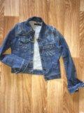 Джинсовая курточка. Фото 1.