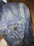 Джинсовая курточка. Фото 2.