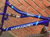 Горный велосипед forward benefica 2. Фото 2.