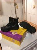 Б/у зимние ботинки. Фото 2.