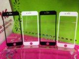 Защитное стекло в 3d iphone 6. Фото 1.
