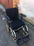Электрическая инвалидная коляска. Фото 3.