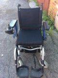 Электрическая инвалидная коляска. Фото 4.