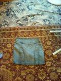 Джинсовые юбочки. Фото 1.