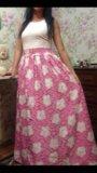 Платье летнее 42-44 р, отрадное. Фото 4.