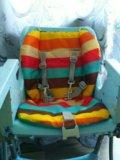 Чехол(матрасик)для коляски и стульчика. Фото 4.