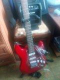 Гитара+аксессуары. Фото 1.