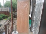 Межкомнатное дверное полотно. Фото 1.