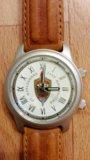 Часы наручные механические poljot. Фото 1.