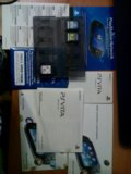 Psvita pch-1108, 3g, wifi, 3gb+ memory card 8gb. Фото 1.