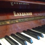 Пианино владимир. Фото 3.