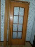Двери р.р 2 метра на 80 см. Фото 1.