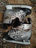 Коньки хоккейные. Фото 3.