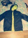 Толстовки куртка двухстароняя. Фото 4.