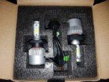 Светодиодные экономичные лампы h4 6500к. Фото 2.
