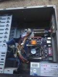 Системный блок на запчасти. Фото 1.