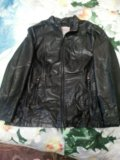 Куртка из иск. кожи 52- 54 р-р. Фото 2.