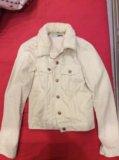 Джинсовая куртка topshop. Фото 1.