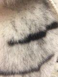 Шуба из искусственного меха. Фото 4.